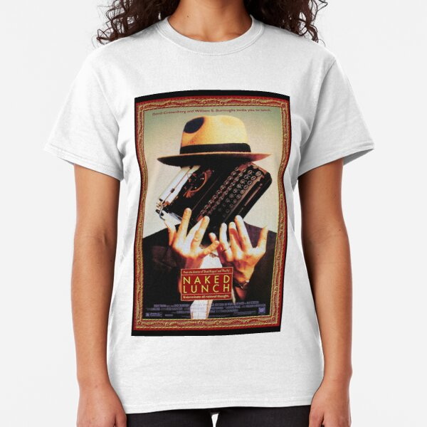 NAKED LUNCH Classic T-Shirt