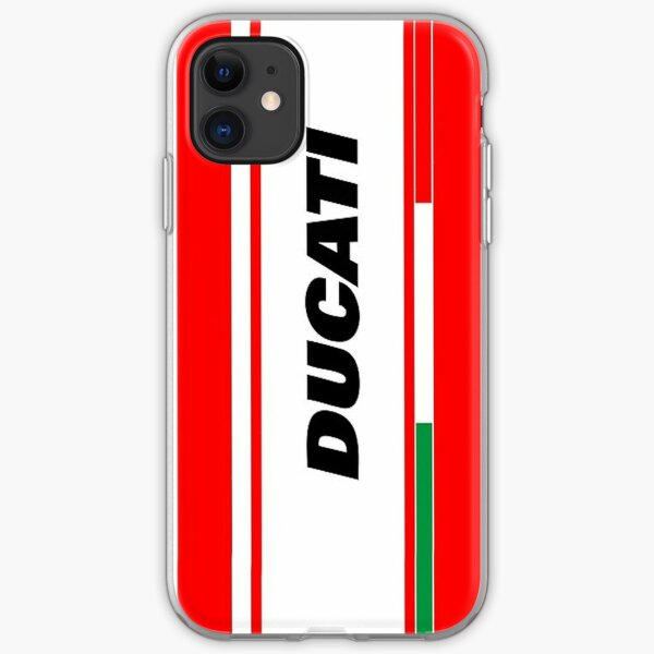 DUCATI Italy iPhone Soft Case