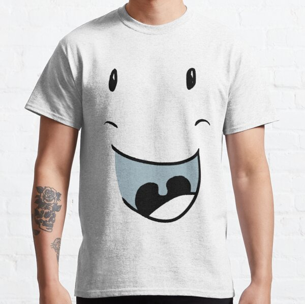 Gesichter – Glücklich Classic T-Shirt