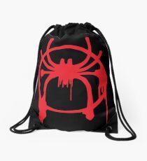 Miles' Spider Drawstring Bag