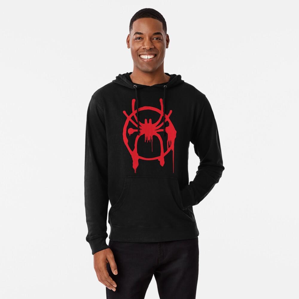 Miles' Spider Lightweight Hoodie
