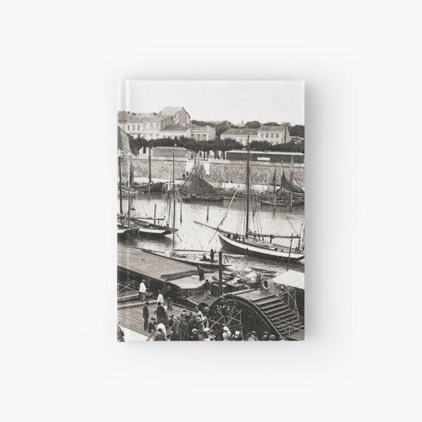 Port de Royan, années 1900 (2) Carnet cartonné