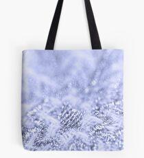 Blue coldness Tote Bag