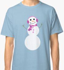 Snowman Classic T-Shirt