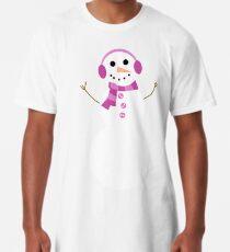 Snowman Long T-Shirt