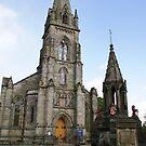 Falkland Parish Church, Falkland, Scotland by BronReid