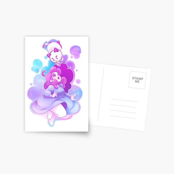 Bee and Puppycat Postcard