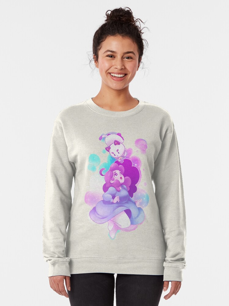 Alternate view of Bee and Puppycat Pullover Sweatshirt