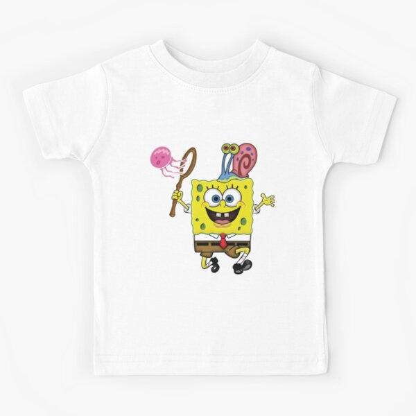 Spongebob Squarepants Kids T-Shirt