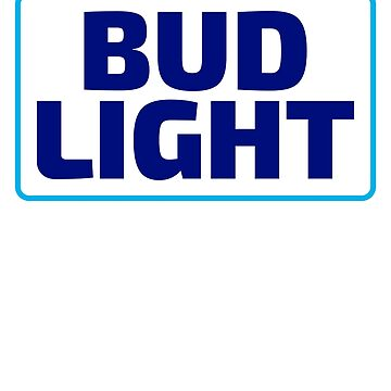 Bud Light Blue by grouppixel