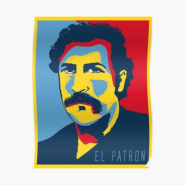 Pablo Escobar - Don Pablo Poster