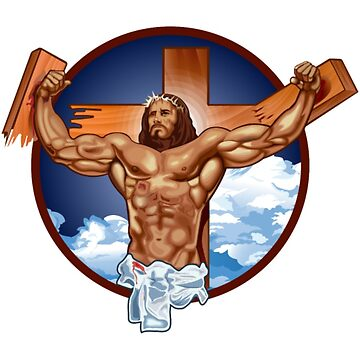 247 Come at me bro jesus - Men's T-S by teerich