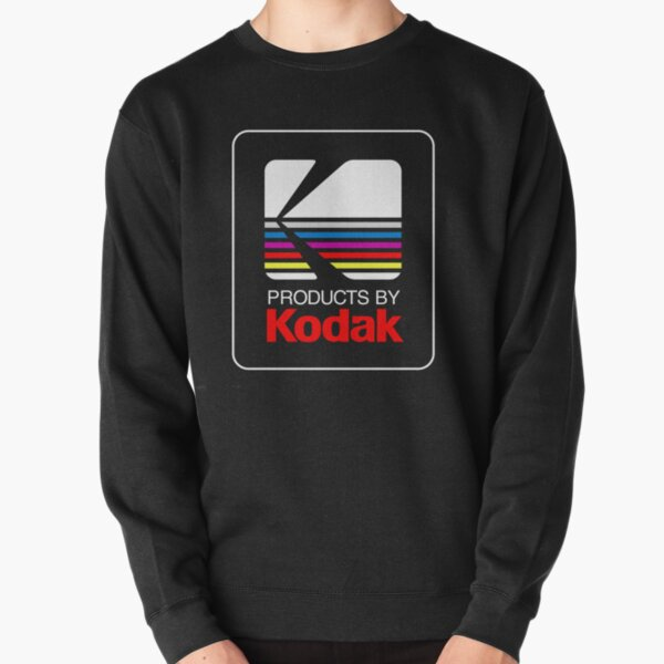 Kodak Retro Pullover Sweatshirt