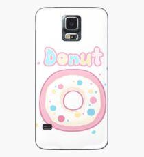 Sprinkle Donut - 2018 Case/Skin for Samsung Galaxy