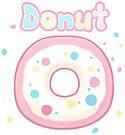 Sprinkle Donut - 2018 by devicatoutlet