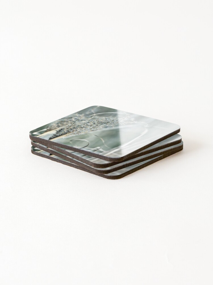 Alternate view of Grass Coasters (Set of 4)