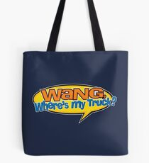 Where's Your Truck, Jack? Tote Bag
