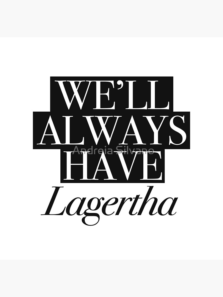 We will always have Lagertha by andreiasilvano