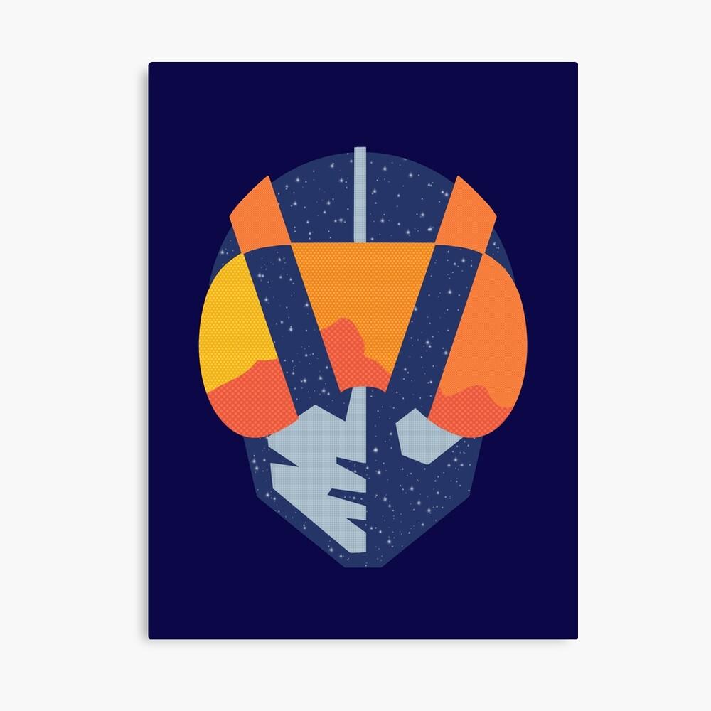 Art Las Vegas aviators logo Canvas Print