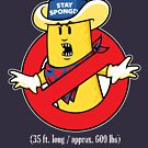 That's a Big Twinkie! by mikehandyart