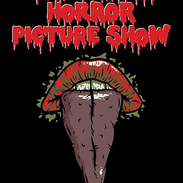 The Regan Horror Picture Show by mikehandyart