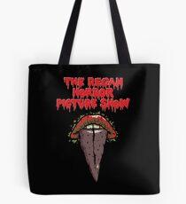 The Regan Horror Picture Show Tote Bag