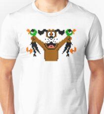 Camiseta unisex Caza de patos