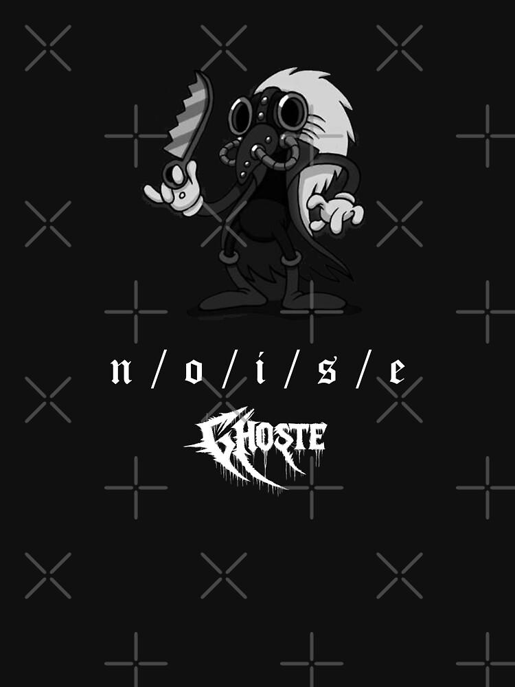 Ghostemane NOISE Shirt von DeadlyGraphics