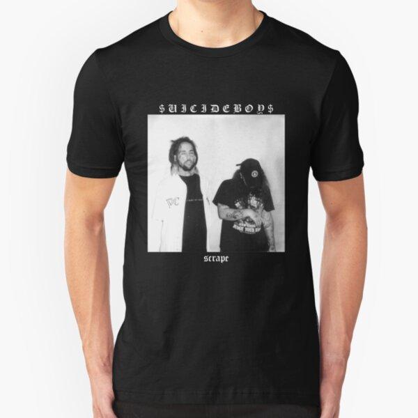 $UICIDEBOY$ suicideboys Scrape Slim Fit T-Shirt