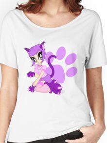 Felicity Felidae Women's Relaxed Fit T-Shirt
