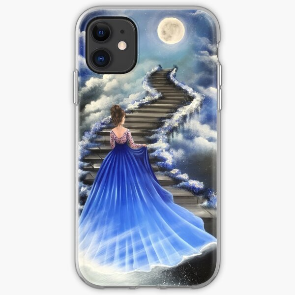 Stairway to heaven iPhone Soft Case