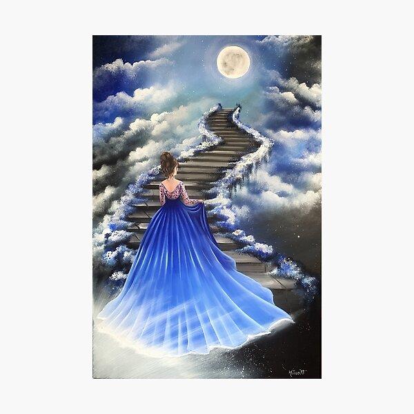 Stairway to heaven Photographic Print