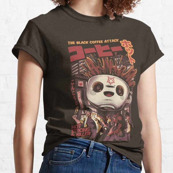 Black magic coffee Classic T-Shirt