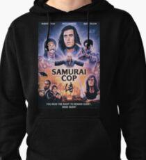 Samurai Cop (1991) Pullover Hoodie