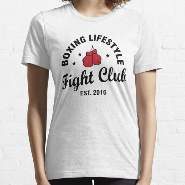 Boxing Lifestyle Tee Essential T-Shirt