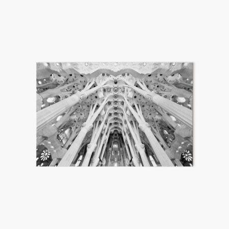 Sagrada Familia, Barcelona Art Board Print