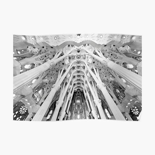Sagrada Familia, Barcelona Poster
