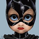 Catgirl (BITTY BADDIES) by Jody  Parmann
