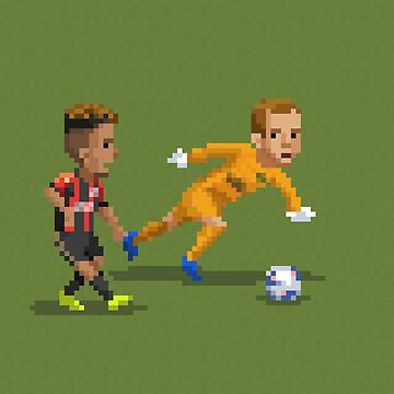 US Champs 2018 by 8bitfootball