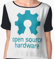 Open Source Hardware Chiffon Top