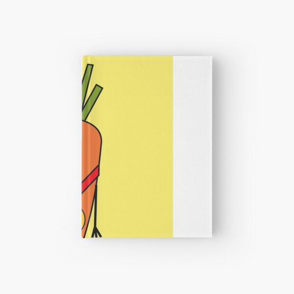 Kevin the Best Carrot Hardcover Journal