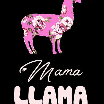 Mama Llama by MikeMcGreg