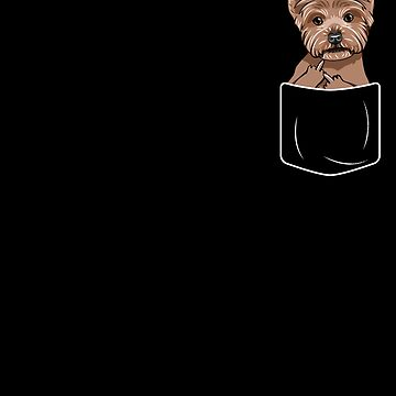 Yorkshire Terrier Middle Finger by MikeMcGreg