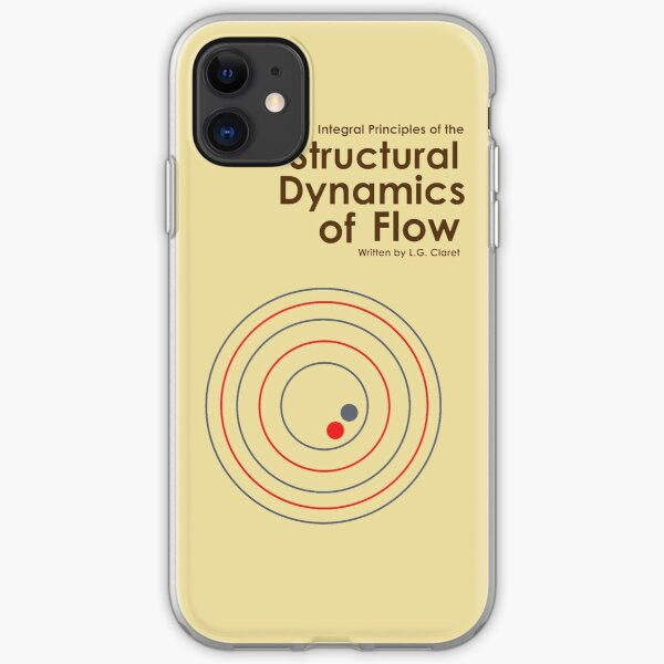 The Structural Dynamics of Flow iPhone Soft Case