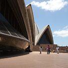 Sydney Opera House by Kieron Nolan