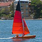 Sail away by Kieron Nolan