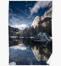 Mirror Mirror - Mirror Lake, Yosemite National Park Poster