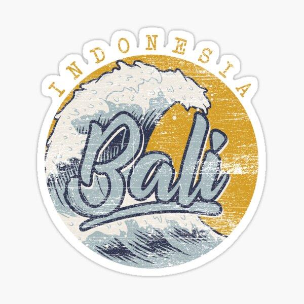 Bali Asien  Sticker