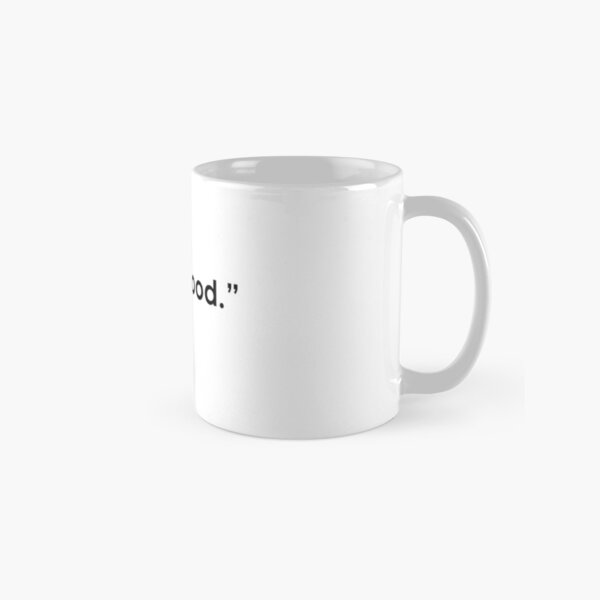 Patriot Quote Classic Mug