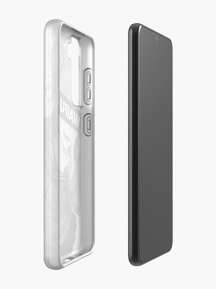 Alternate view of Himiko Toga 渡我被身子 Samsung Galaxy Phone Case